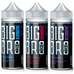 Жидкость BIG BRO ICE VG70/PG30, 120 мл.