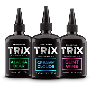 Жидкость TRIX, VG70/PG30, 100мл.