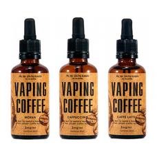 VAPING COFFEE VG75/PG25, 50 мл.