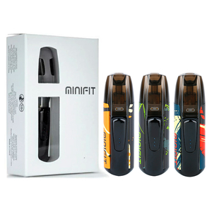 JustFog MINIFIT NEW, 370 mAh (оригинал) сигаретная затяжка