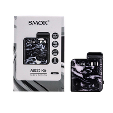 SMOK MICO 700 mAh (оригинал) сигаретная затяжка