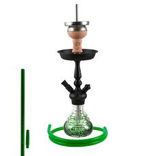 AMY Deluxe Little Zuri 340 черная / зеленая (50 см.)