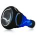 Кальяны AMY 4 STARS 450 (50 см) чёрная / синий