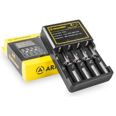 Зарядка Armango A4 650 mA, на 4 батарейки