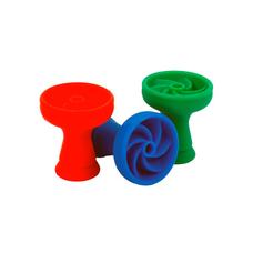 Чашка силикон с делениями