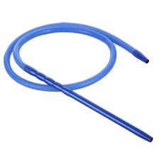 Шланг силикон (синий / длинный держатель метал)