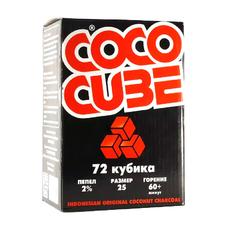 Уголь Coco Cube 1кг. (72 шт.)