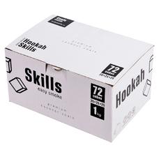 Уголь Hookah Skill 1 кг. (72 шт.)