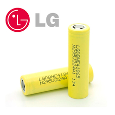 LG HE4 / 2500 mAh / 18650
