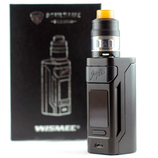 RX2 Wismec Reuleaux  + бак Gnome (200 W, 6 000 mAh, 4 ml)