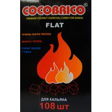 Уголь Cocobrico Flat 108 куб.