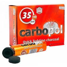 Уголь Carbapol 35Ø (саморозжиг) 10 шт.