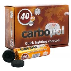 Уголь Carbapol 40Ø (саморозжиг) 10 шт.