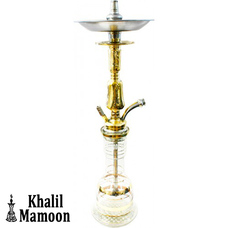 Khalil Mamoon - Double Kamanja Gold 76 см.