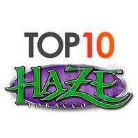 Топ 10 вкусов HAZE