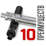 10 преимуществ электронных сигарет